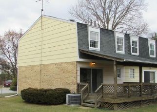 Pre Foreclosure in Westminster 21157 MIDDLE GROVE CT E - Property ID: 1682488663