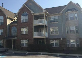 Pre Foreclosure in Frederick 21701 SPRINGWATER CT - Property ID: 1682550859