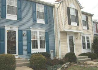 Pre Foreclosure in Abingdon 21009 LOGAN CT - Property ID: 1682571432