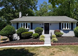 Pre Foreclosure in Temple Hills 20748 FAIRLAWN ST - Property ID: 1682766329