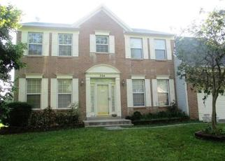 Pre Foreclosure in Bowie 20721 JOHNSBERG LN - Property ID: 1682784283