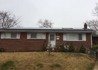 Pre Foreclosure in Hyattsville 20783 RED OAK DR - Property ID: 1682898604