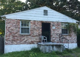 Pre Foreclosure in Capitol Heights 20743 OPUS AVE - Property ID: 1682912617