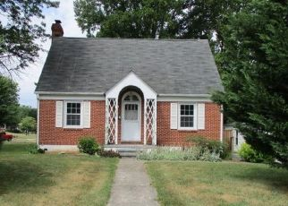Pre Foreclosure in Hagerstown 21740 FREDERICK ST - Property ID: 1682988832