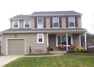 Pre Foreclosure in Sicklerville 08081 BRANDON CT - Property ID: 1683551623