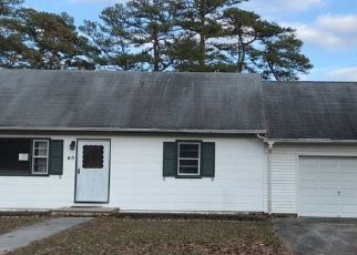 Pre Foreclosure in Brick 08723 RED WING AVE - Property ID: 1684149900