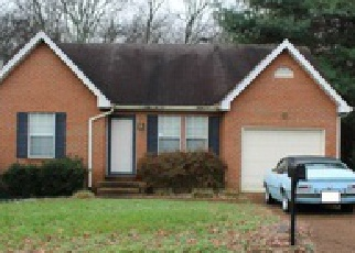 Pre Foreclosure in Nashville 37211 FALLVIEW TRL - Property ID: 1684878238