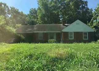 Pre Foreclosure in Memphis 38127 OBERLE AVE - Property ID: 1685136201