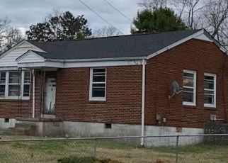 Pre Foreclosure in Franklin 37064 DAVIDSON DR - Property ID: 1685260150