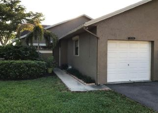 Pre Foreclosure in Fort Lauderdale 33319 GATE LAKE RD - Property ID: 1685314464