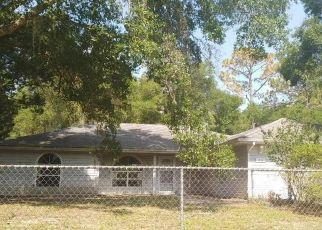 Pre Foreclosure in Inverness 34452 ORCHID AVE - Property ID: 1685446288