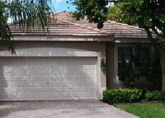 Pre Foreclosure in Lake Worth 33449 IMPERIAL CLUB LN - Property ID: 1686229391