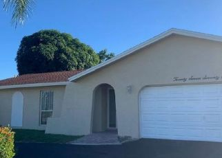 Pre Foreclosure in West Palm Beach 33406 FLAMANGO LAKE DR - Property ID: 1686279766