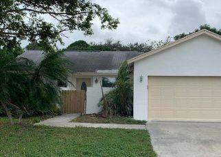 Pre Foreclosure in Jupiter 33458 ARROWHEAD CIR - Property ID: 1686301214