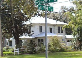 Pre Foreclosure in Bartow 33830 E VINE ST - Property ID: 1686447956