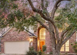 Pre Foreclosure in Schertz 78154 PEBBLE RUN - Property ID: 1686770288