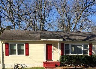 Pre Foreclosure in Fort Oglethorpe 30742 HARKER RD - Property ID: 1687003287