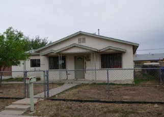Pre Foreclosure in Las Cruces 88005 DOUGLAS DR - Property ID: 1687223598