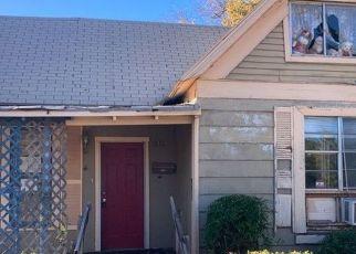 Pre Foreclosure in Abilene 79601 ORANGE ST - Property ID: 1687584487