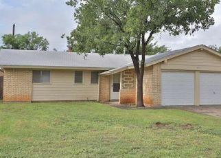 Pre Foreclosure in Abilene 79605 DON JUAN ST - Property ID: 1687589750