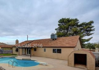 Pre Foreclosure in Henderson 89002 EQUESTRIAN DR - Property ID: 1687599373