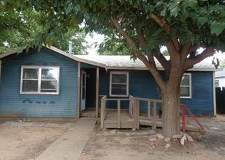 Pre Foreclosure in Lubbock 79415 EMORY ST - Property ID: 1687738205