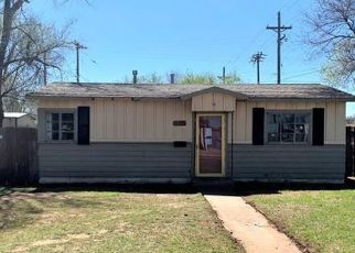 Pre Foreclosure in Lubbock 79414 37TH ST - Property ID: 1687740401