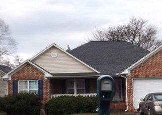 Pre Foreclosure in Greensboro 27406 FOREST EDGE DR - Property ID: 1688039990