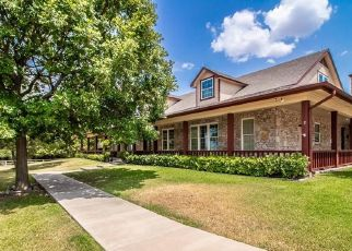 Pre Foreclosure in Cleburne 76033 PARK ROAD 21 - Property ID: 1688075903