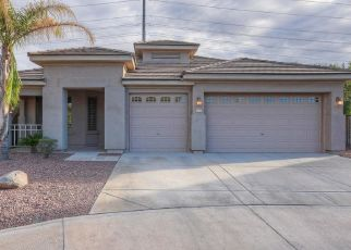 Pre Foreclosure in Chandler 85286 E ALOE DR - Property ID: 1689816394