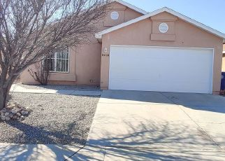 Pre Foreclosure in Albuquerque 87121 LONE PRAIRIE AVE SW - Property ID: 1689862380