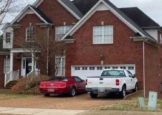 Pre Foreclosure in Hendersonville 37075 FIELDCREST CIR - Property ID: 1689866772