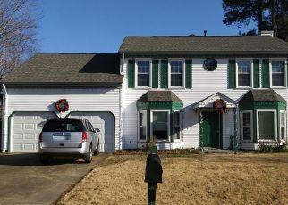 Pre Foreclosure in Virginia Beach 23454 ROSSINI DR - Property ID: 1689973187