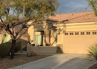 Pre Foreclosure in North Las Vegas 89084 FIELDFARE DR - Property ID: 1690191750
