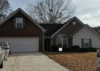 Pre Foreclosure in Decatur 30034 RAINSHOWER DR - Property ID: 1690247360