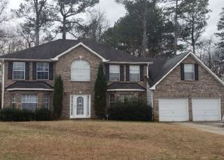 Pre Foreclosure in Decatur 30035 GALLEON XING - Property ID: 1690249107