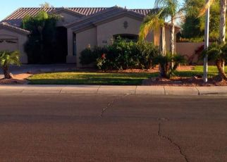 Pre Foreclosure in Chandler 85249 E COUNTY DOWN DR - Property ID: 1690360809
