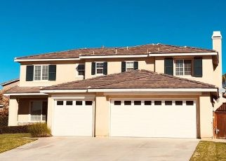 Pre Foreclosure in Moreno Valley 92555 STALLION RD - Property ID: 1690492186