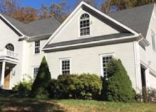 Pre Foreclosure in Newtown 06470 SILVER BROOK LN - Property ID: 1690585481