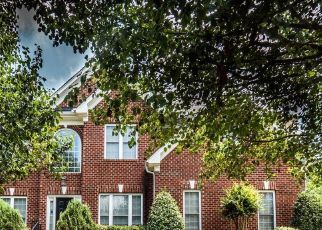 Pre Foreclosure in Charlotte 28262 MARBLE HILL DR - Property ID: 1690751473