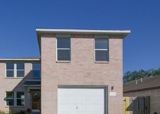 Pre Foreclosure in San Antonio 78223 MISSION GAP - Property ID: 1690762423