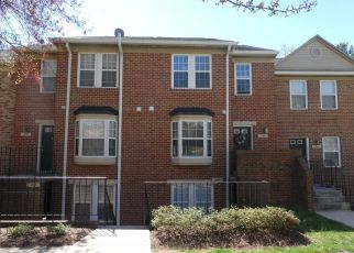 Pre Foreclosure in Silver Spring 20906 CHESTERWOOD DR - Property ID: 1691426389