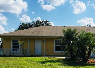 Pre Foreclosure in Cape Coral 33991 SW 2ND TER - Property ID: 1691555595
