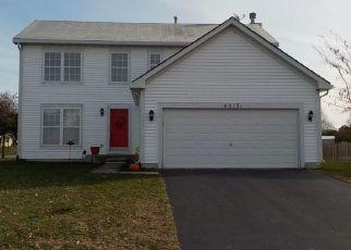Pre Foreclosure in Plano 60545 FOLI ST - Property ID: 1691580109