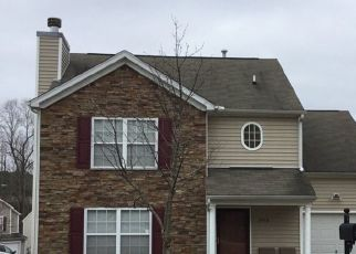 Pre Foreclosure in Raleigh 27610 GRIFFIS GLEN DR - Property ID: 1691645824