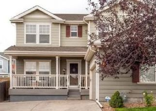 Pre Foreclosure in Brighton 80601 N 48TH AVE - Property ID: 1691684355