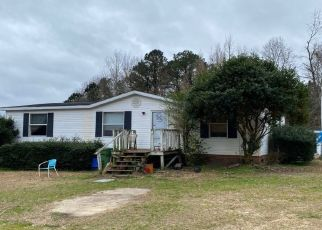 Pre Foreclosure in Benson 27504 WEST WATSON RD - Property ID: 1691782916