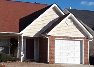 Pre Foreclosure in Covington 30016 LAKESIDE CIR - Property ID: 1691984373