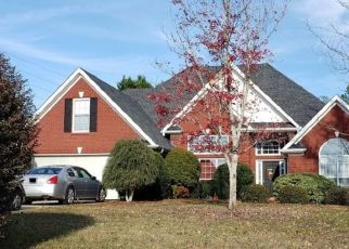 Pre Foreclosure in Covington 30016 GLYNNSHIRE CT - Property ID: 1691991823
