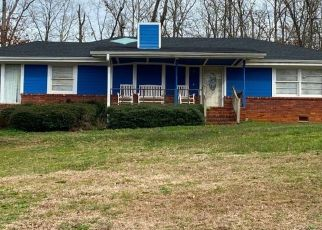 Pre Foreclosure in Griffin 30223 CENTRAL LAKE CIR - Property ID: 1692036937